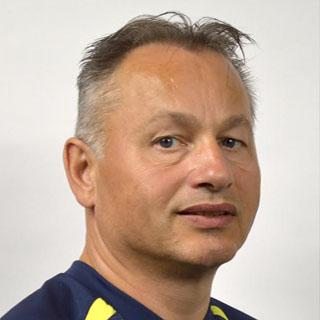 Teamfoto Paul van Veen